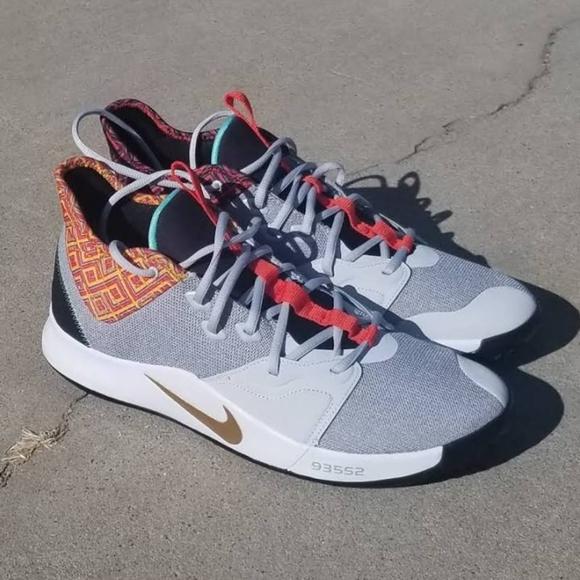 Nike Shoes | New Pg3 Bhm Black History
